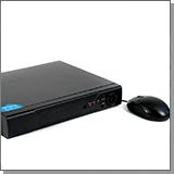 4-канальный AHD видеорегистратор SKY-H2404 с просмотром на смартфоне