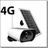 Камера с солнечной батареей с сим картой Link Solar SC9-4GS