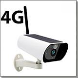 4G-камера Link Solar Y9-4GS с солнечной батареей общий вид