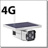 Камера с солнечной батареей с сим картой Link Solar YN88-4GS