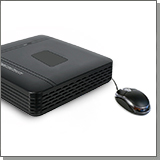4-канальный AHD видеорегистратор SKY-A1004-S общий вид