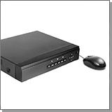 4 канальный сетевой IP регистратор SKY N5004-POE с питанием PoE