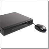 8-канальный IP видеорегистратор SKY-NH8004-S общий вид